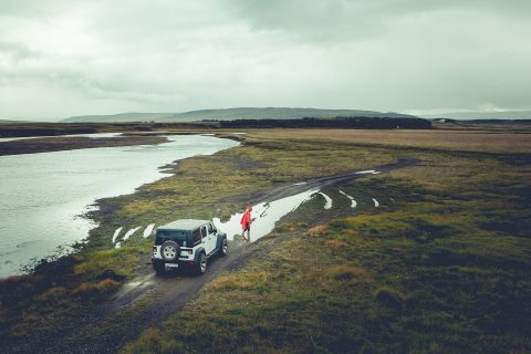 Jeep Tour in Iceland