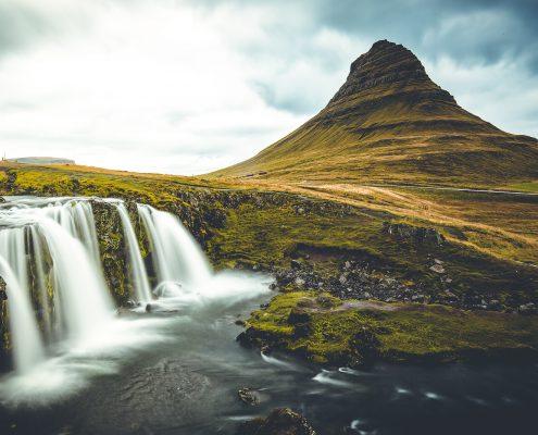 Waterfalls Iceland