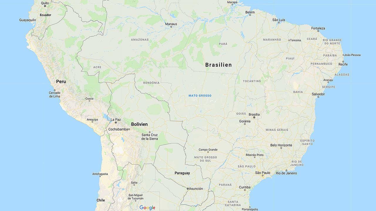 Google Maps Brasil